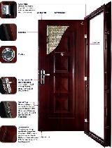Panellakások és társasházi lakások bejárati ajtói?