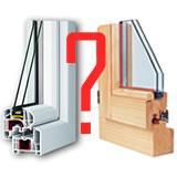 Fa vagy műanyag ablakot vegyek?